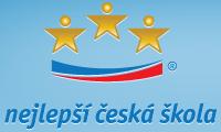 Nejlepší česká škola - logo